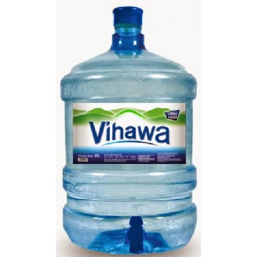 nước tinh khiết vihawa 20lit