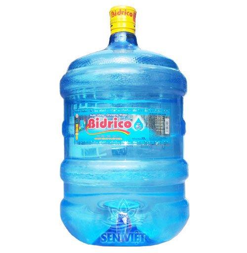 Nước tinh khiết bidrico 20lit