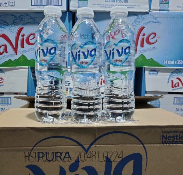 thùng nước Viva 500ml